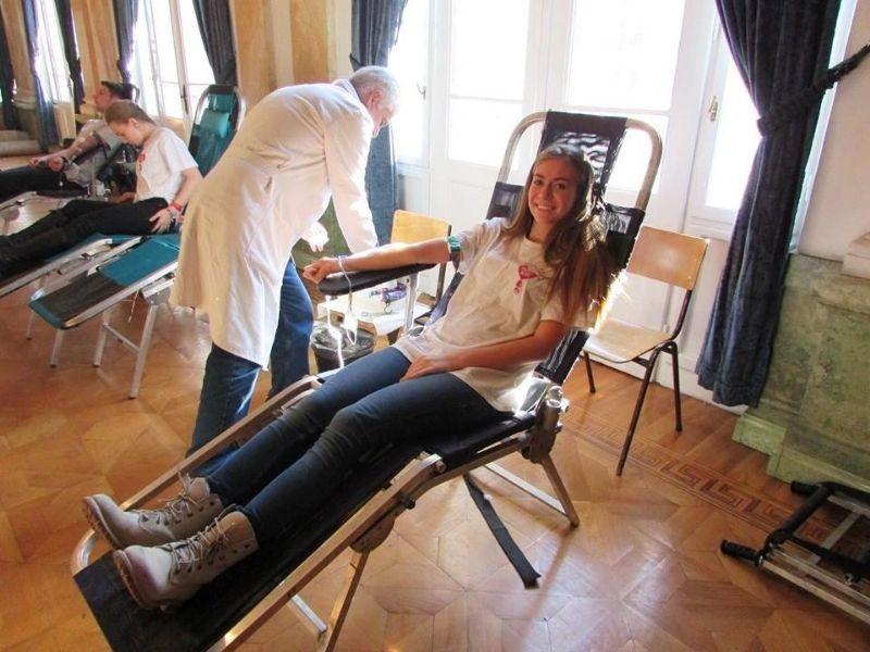 Manjak dobrovoljnih davalaca krvi među studentima