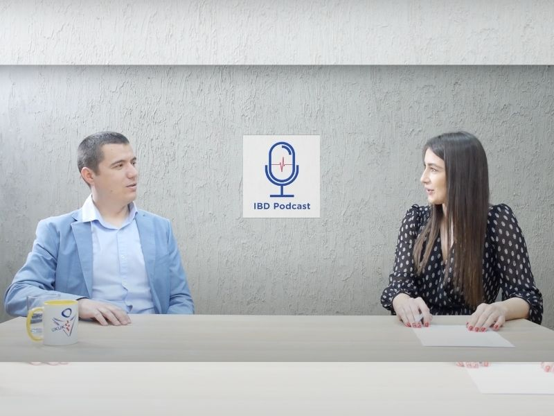 IBD podcast EP 027: ass. dr Nikola Panić, gastroenterolog