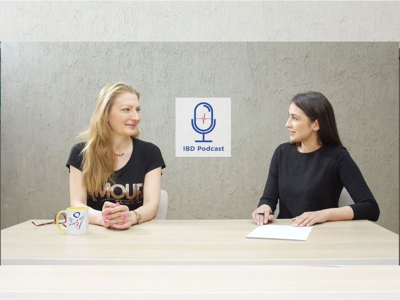 IBD podcast EP 029: dr Nina Ristić, pedijatar gastroenterolog