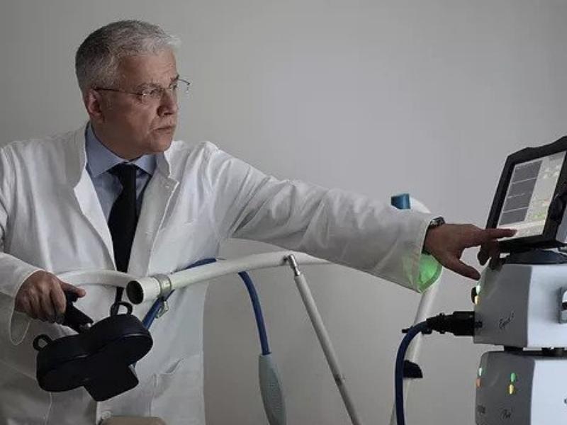 Prof. dr Tihomir V. Ilić: transkranijalna magnetna stimulacija (TMS) sa primenom kod depresije