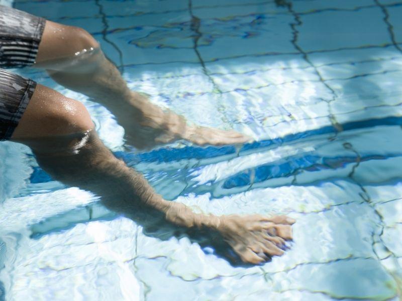 Plivanje i proširene vene
