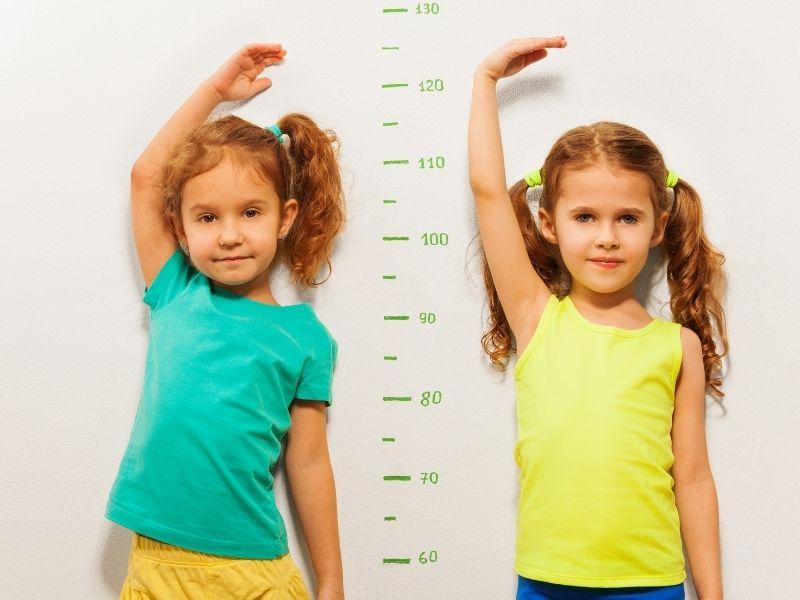 Karta rasta: praćenje rasta kod dece
