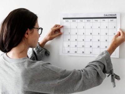 (1) Nakon ejakulacije, spermatozoidi u materici mogu preživeti do pet dana. (2) Posle ovulacije, jajna ćelija može biti oplođenado 24 časa.