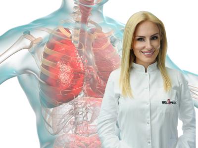 Skener u otkrivanju upale pluća kod pacijenata koji boluju od COVID-19 virusa.