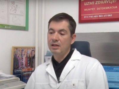 U 24. epizodi emisije TV Stetoskop na televiziji TV Zdravlje, dr Vladimir Vukov, specijalista onkologije, odgovara na pitanja pacijenata u vezi sa karcinomima.