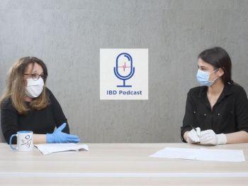 IBD podcast EP 003: Dr Tatjana Mrđa Radosavljević, oftalmolog
